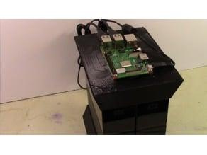 Raspberry Pi NAS HDD Holder