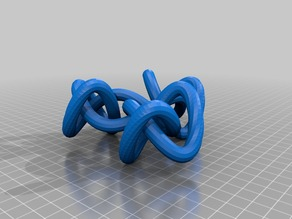 Compound Triple Knot
