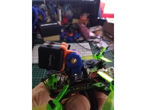 adjustable mount for sq11/12 to go on the mantis85 quad