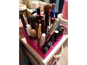 Customizeable Make-Up Box