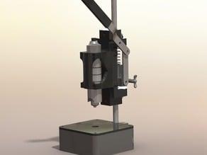 Flex-Shaft Drill Press