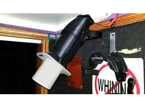 Stage-inspired LED Spotlight: The Desk Lamp