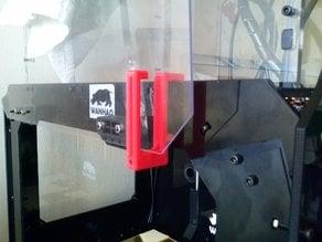 Holder door 3d Printer Duplicator Wanhao 4