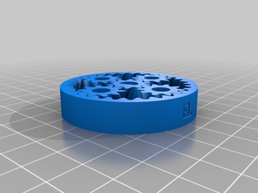 4:1 planetary gear stage