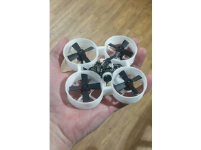 Brushless Micro Ducted Quadcopter Frame for 1103 Motors