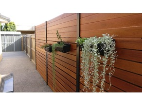 Whites Screen Up - Outdoor Garden Screen Spacers (Bunnings, Australia)