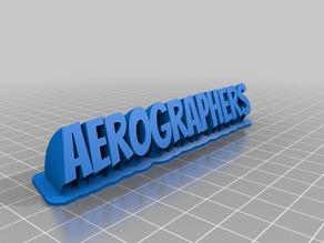 aero graphers