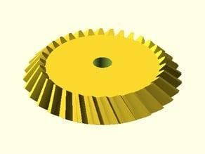 Parametrisches Kegelrad / Parametric Bevel Gear