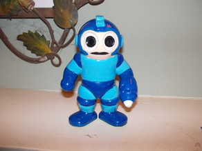 MegaMan (do-over) (and over again)