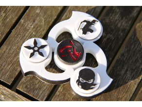 Ninja Theme Spinner