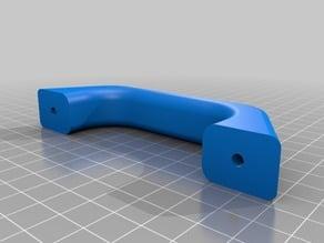 CNC/3D PRINTER ENCLOSURE HANDLE