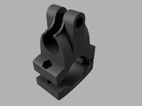 Roland MDH-12 Rack Clamp - screw mounting