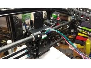 E3D Titan - Hypercube-S.T.E.V.E. slimline motor mount mods