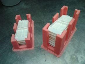 Cassette rack