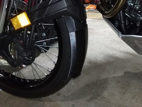 CRF1000L Africa Twin Front Fender Extender