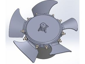 Ceramic Heater KH1800 - Fan