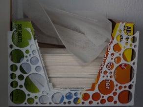 Dryer Sheet Holder