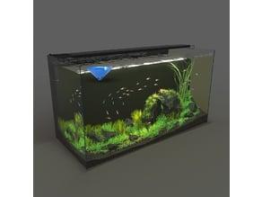 fish food dispenser v8