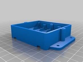 4X AA Battery Box
