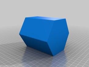 Hexagonal Modular Pot