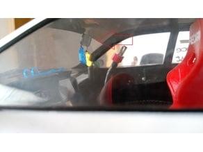 Rc Car Rear view Mirror