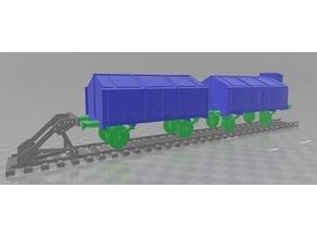 Wagon à Chaux / Lime Car