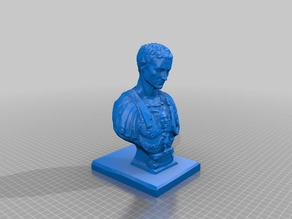 Julius Caesar (LOW POLY) Pen/Pencil Holder