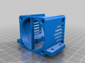 Cooling Lama3D Extruder