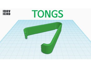 [1DAY_1CAD] TONGS