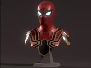 Iron Spider Bust - Avengers: Infinity War