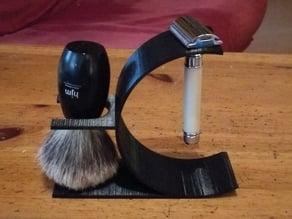 Razor n Brush stand