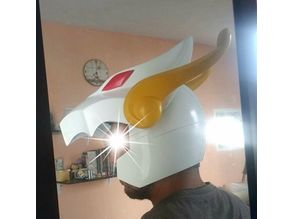 Helmet Pegasus Seiya V1 Saint Seiya