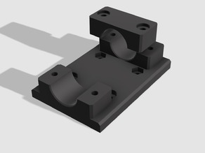 Prusa i3 rework (pcb) milling system