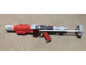 Star Wars E11D Deathtrooper Nerf Blaster conversion kit