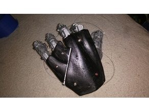Bionic adapter for robot hand