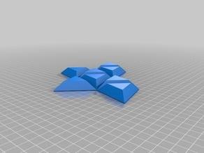 Explaining 3D models in a 2D way