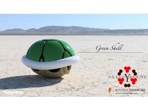 "Mario Kart ""Green Shell"""