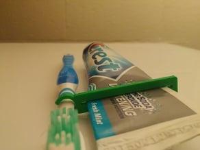 Minimalist Toothbrush Travel Kit