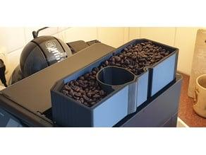 Coffee machine Philips Big Beans reservoir EP3550