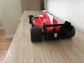 OpenRC F1 Rainlight and diffuser