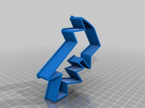 Nicki_Abstract Cookie Cutter