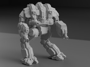 "CTF-IM Cataphract ""Ilya Muromets"" for Battletech"