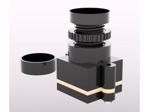 Eachine 1000TVL CCD Camera CAD Model