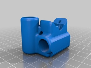 Ultimaker e3d short mount