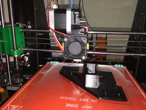 SnapStruder E3D V6 MKII for Prusa Geeetech Pro-B & similar