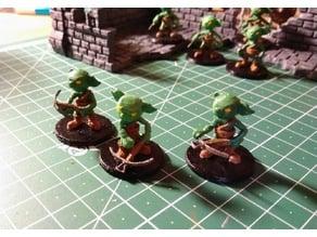 Goblins w/ crossbow