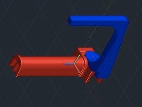 BI V2.5 Filament spool holders