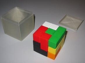 Soma Cube & Box