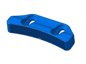 FootStop concave for Skate / longboard