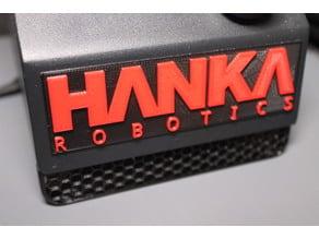 Hanka Robotics 3D Logo